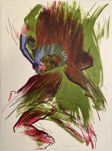 Allen Jones, 'No Strings, Limited Edition Print by British Artist Allen Jones, RA', 1995