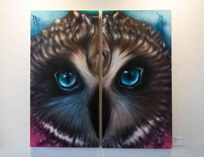 "Robert ""Dytch66"" Gomez, 'Night Owl', 2017"