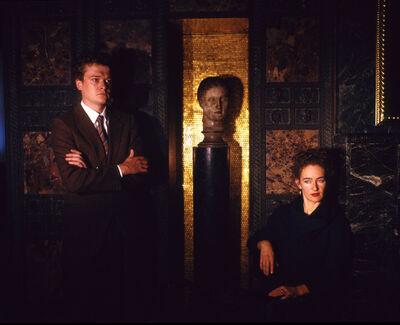 Clegg & Guttmann, 'Artists and Models', 1986