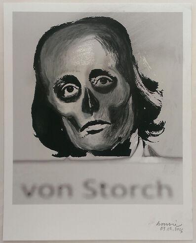 Rudolf Bonvie, 'Von Storch', 2016