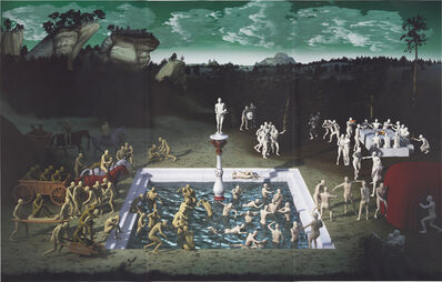 Miao Xiaochun 缪晓春, 'Carrying the Cross', 2007