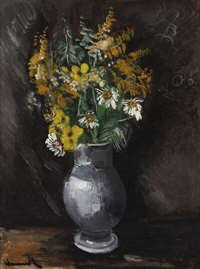 Maurice de Vlaminck, 'Le bouquet jaune', ca. 1925