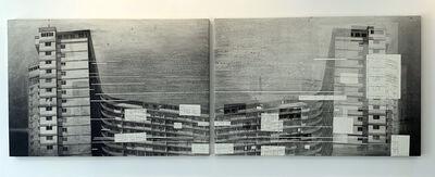 Daniel Rodríguez Collazo, 'Invariante ( Invariant) Diptych ', 2018