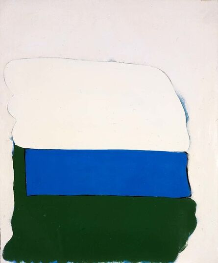 John Blackburn, 'Summer Series  H', 1969