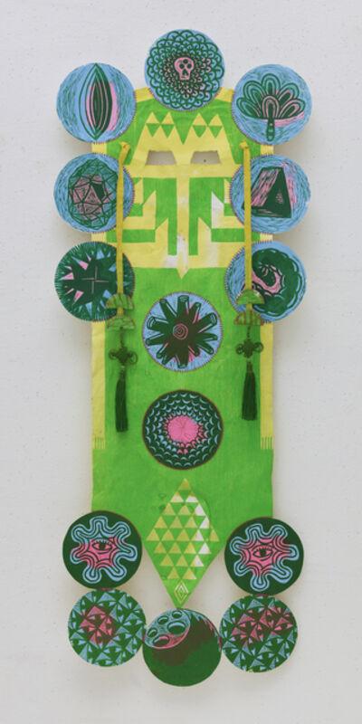 Eko Nugroho, 'Multi-Identity', 2013