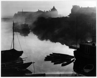 Brett Weston, 'Harbor, The Netherlands', 1960