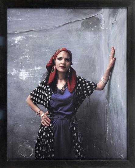 Shirin Neshat, 'Mehri (Zarin series)', 2007