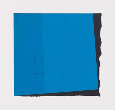 Stephen Antonakos, 'Untitled Cut, JU#1', 1978