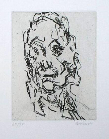 Frank Auerbach, 'Ruth', 2002