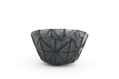Momoyo Omuro, 'Black bowl', 2016