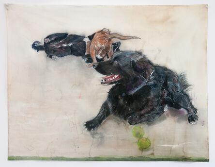 Sherry Markovitz, 'BLACK AND TAN', 2015