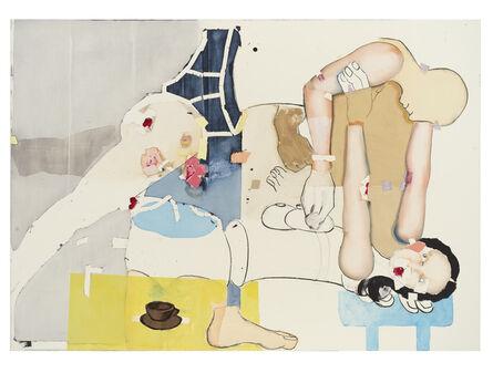 Magnus Plessen, 'Untitled (42)', 2018