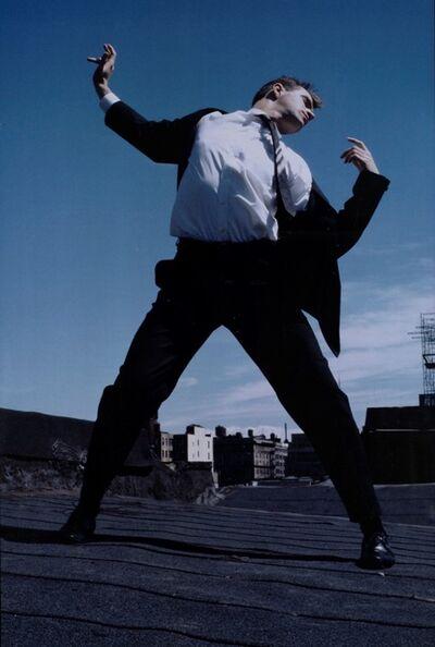 """Robert Longo, 'From the series """"Men in the Cities""""', 1981-98"""