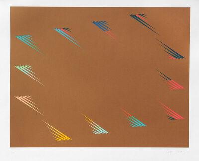 Tess Jaray RA, 'Number 1', 1971