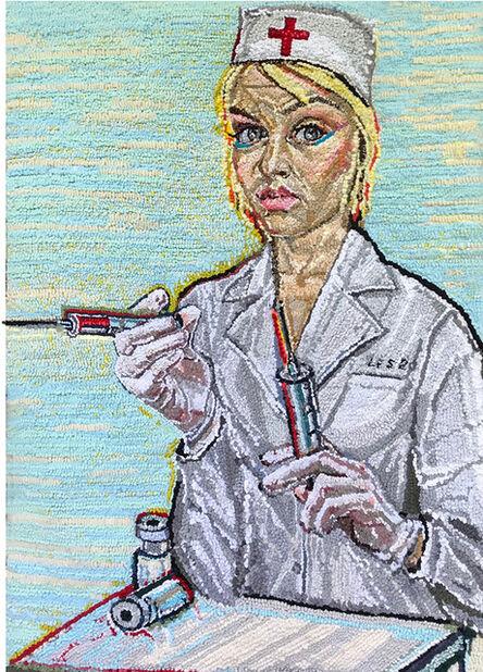 Linda Friedman Schmidt, 'Dreamed I Was a Nurse', 2020