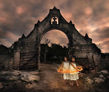 Tom Chambers, 'Ring of Fire', 2010
