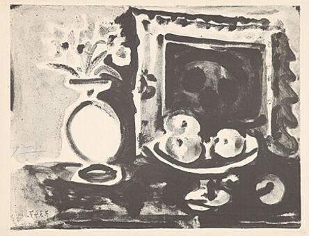 Pablo Picasso, 'Grande nature morte au comptoir (Großes Stillleben mit Obstschale)', 1947