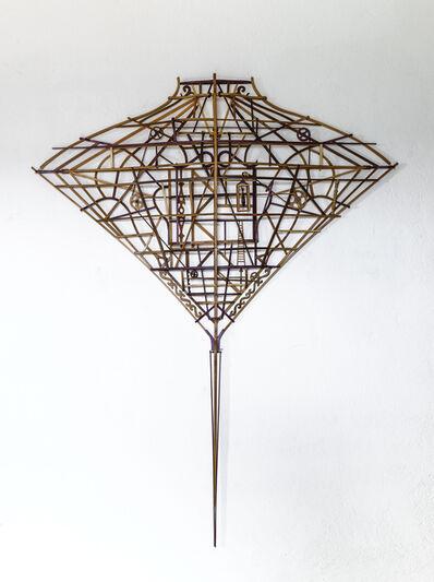 "Sergio Machado, '""Arraia""', 2017"