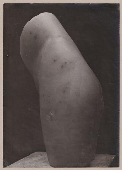 Constantin Brâncuși, 'Torse de Jeune Femme', 1921-1925