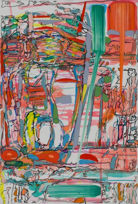 Johannes Ulrich Kubiak, 'STB#18', 2020