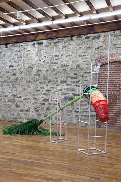 Alex Da Corte, 'The Loping Palm', 2012