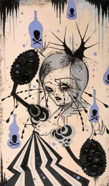 Camille Rose Garcia, 'Poison Parade', 2010