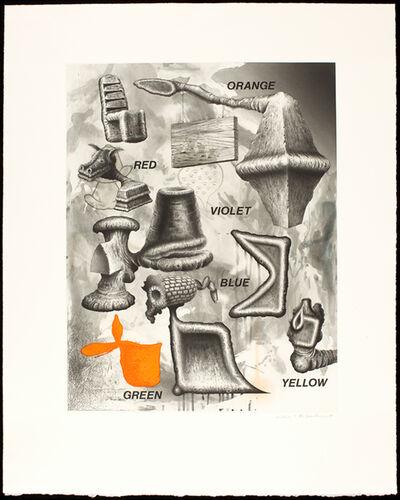 Edward Henderson, 'Untitled', 1988-1989