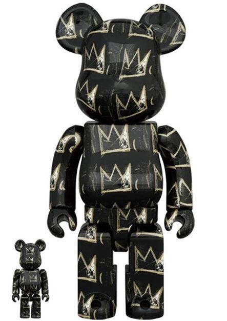 Jean-Michel Basquiat, 'Basquiat Bearbrick 400% Companion (Basquiat BE@RBRICK)', 2021