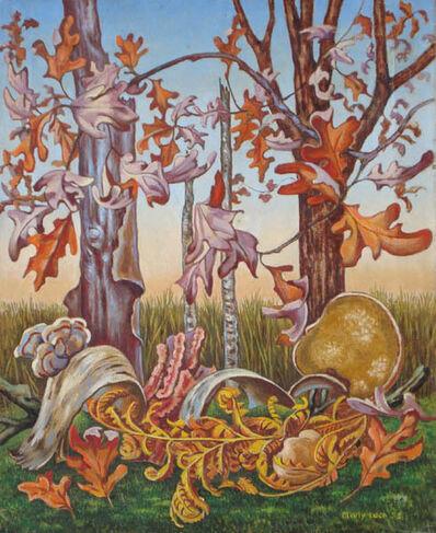 Molly Luce, 'Autumn Foliage', 1958