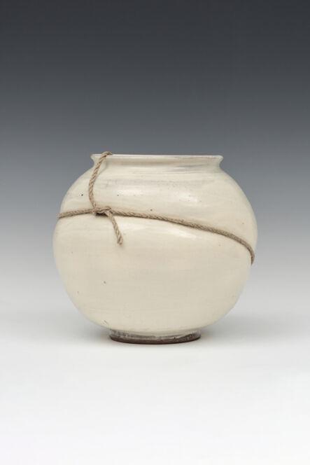 Seung-taek Lee, 'Tied porcelain', 2017