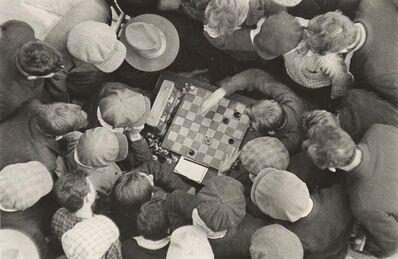 Boris Ignatovich, 'Chess Tournament', 1935