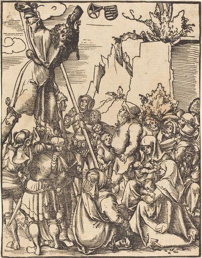 Lucas Cranach the Elder, 'Saint Andrew'
