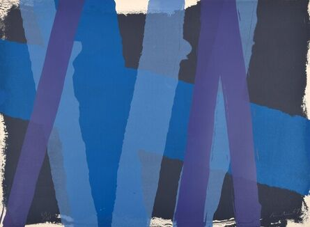 Edward Avedisian, 'Tide Light', 1969
