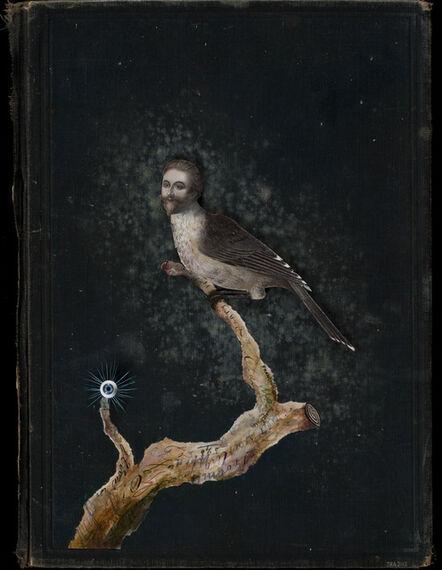 Jenny Honnert Abell, 'Book Cover No. 115', 2012
