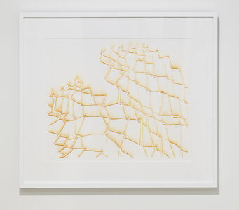 Yumi Janairo Roth, 'Untitled (studies for chainlink fence) I', 2015