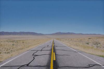 Seth Tane, 'Nevada Highway', 2014