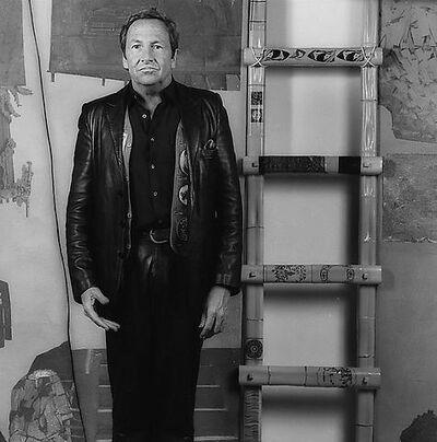 Robert Mapplethorpe, 'ROBERT RAUSCHENBERG', 1983