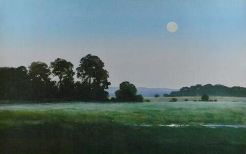 Thomas McNickle, 'Full Moon Reflecting ', N/A
