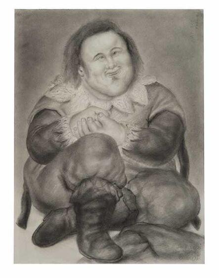 Fernando Botero, 'Juan Calabazas ', 1975