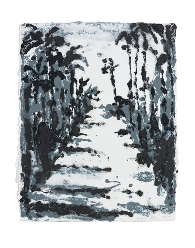 Shinro Ohtake, 'Shadows on the Slope', 2015