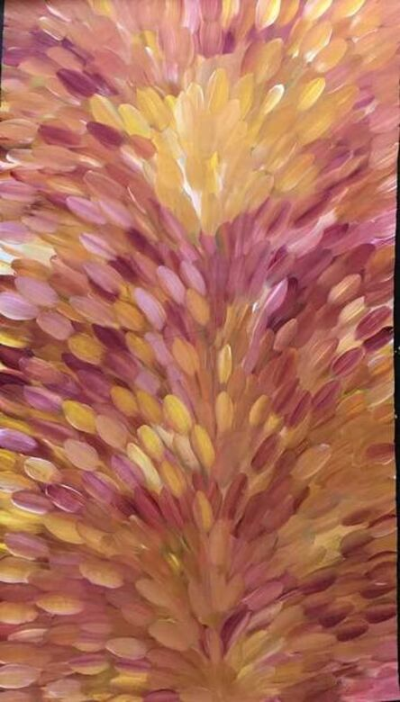 Gloria Petyarre, 'Mulga Leaves', 2018