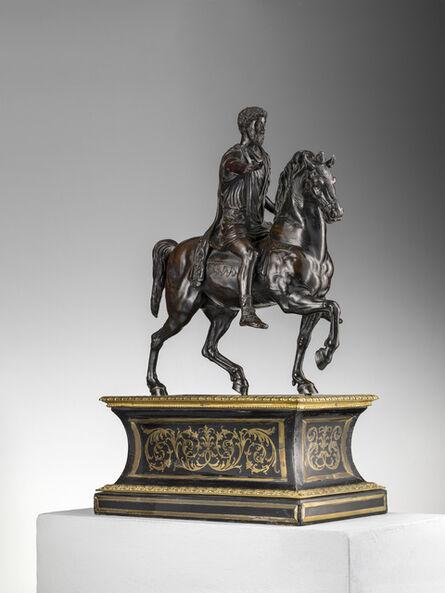 Giacomo Zoffoli, 'MARCUS AURELIUS', Rome-18th Century