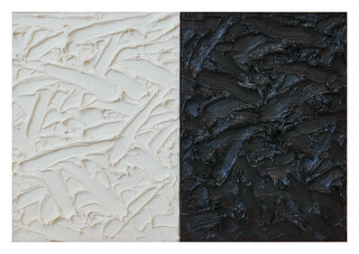 James Hayward, 'Abstract Diptych #9'