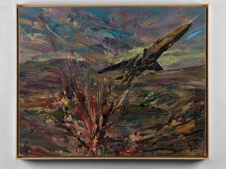 Ayman Baalbaki, 'World in Conflict II', 2016