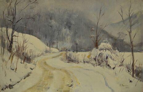 Aleksandr Nikiforovich Chervonenko, 'Towards Winter', 1980