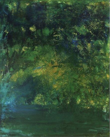Wang Yazhong 王亚中, 'Green, Air, Water No.4', 2018