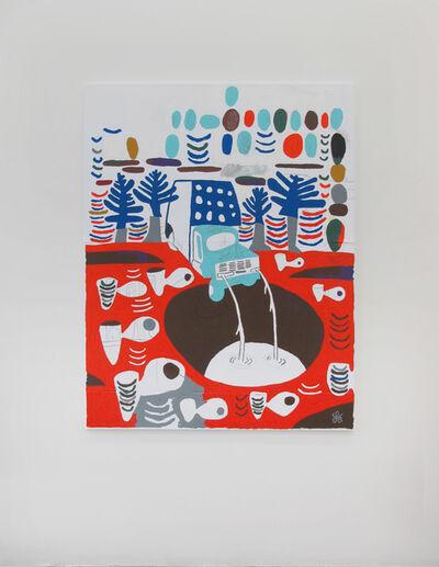Soeren Behncke, 'Sinkhole Punch Party', 2016