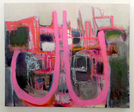 Nancy Elsamanoudi, 'Monkey Bars', 2016