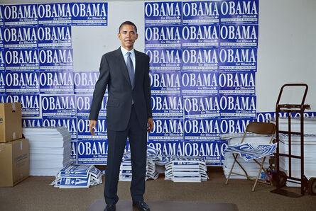 Martin Schoeller, 'President Barack Obama', 2004