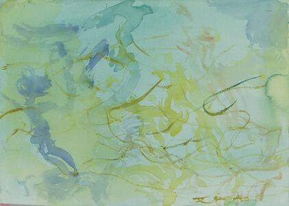 Zhao Wuji, 'Untitled ', 2005